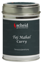 Taj Mahal Curry