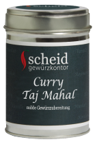 Curry Taj Mahal